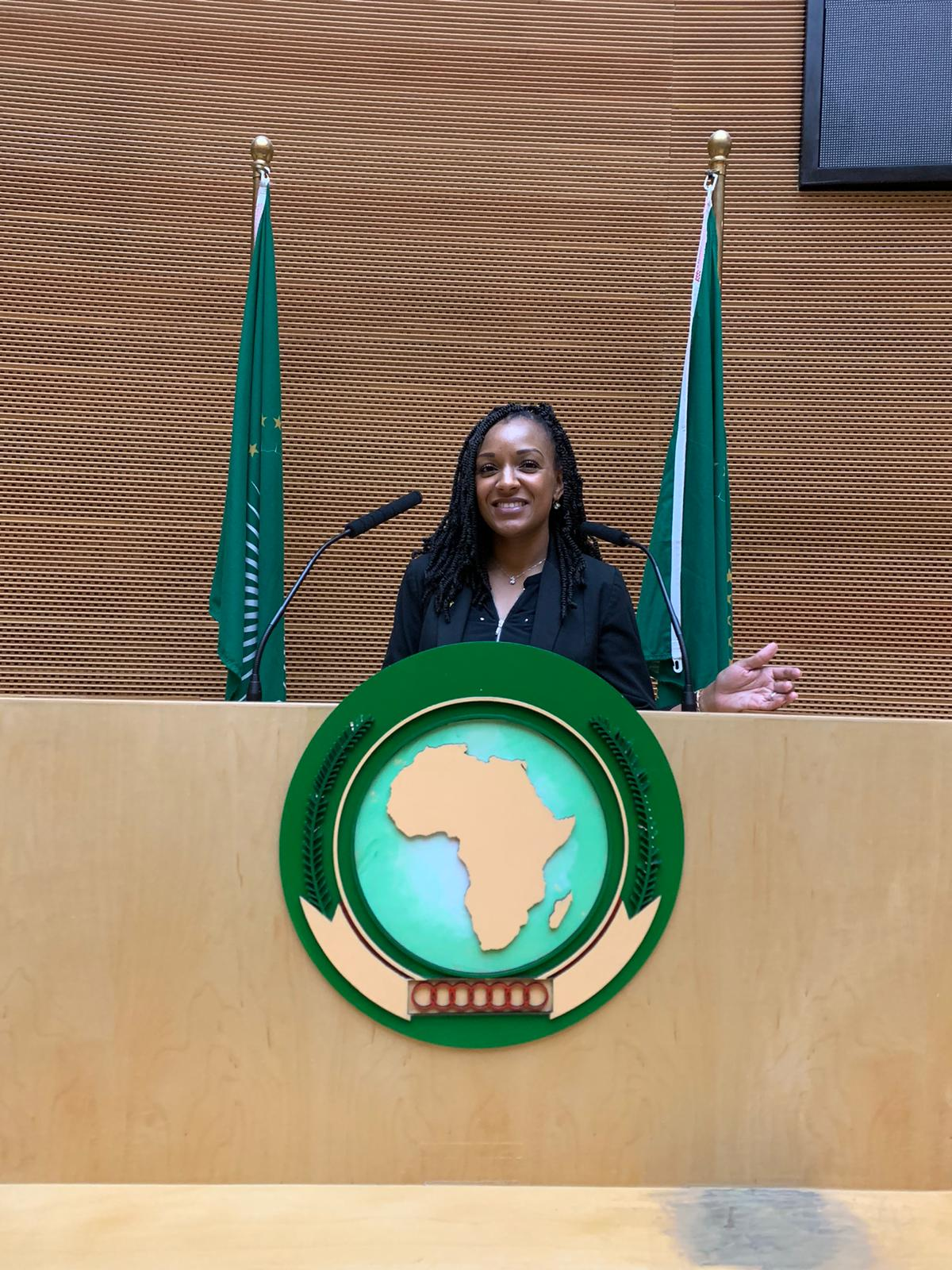 African Union in Addis Abba, Ethiopia