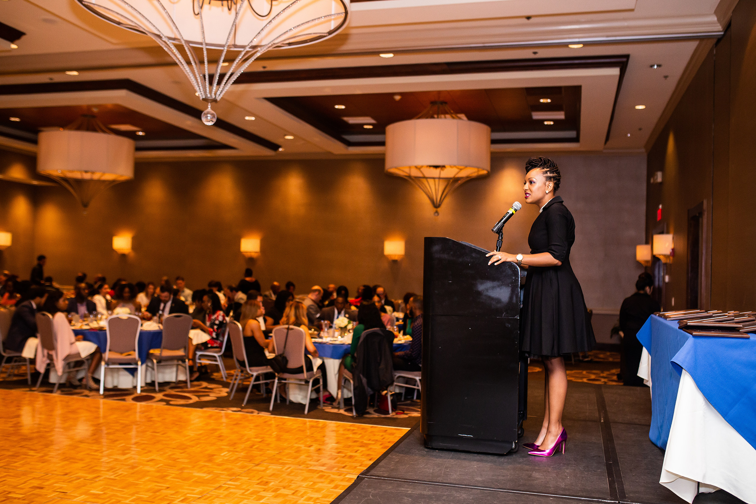 NCCU School of Law Law Week Banquet Keynote Speaker