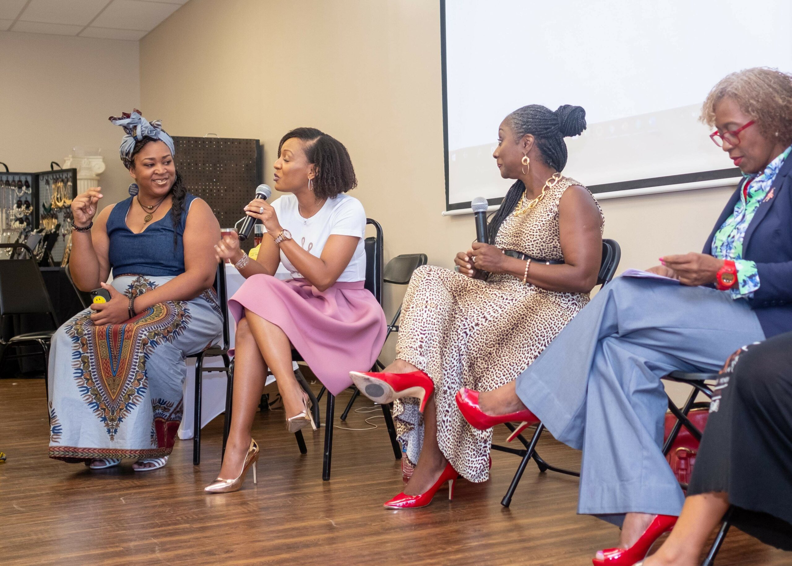 Panelist on Natural Hair and Self Care