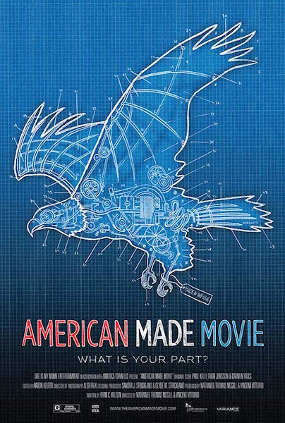 Ryan Azevedo American Made Movie