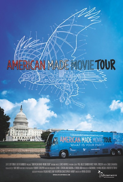 American Made Movie Tour