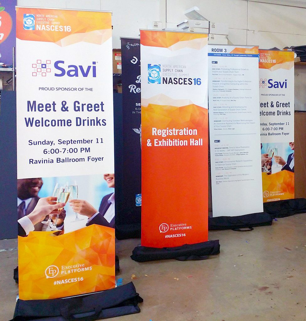 How To Get Trade Show Displays To Stand Out At Conferences