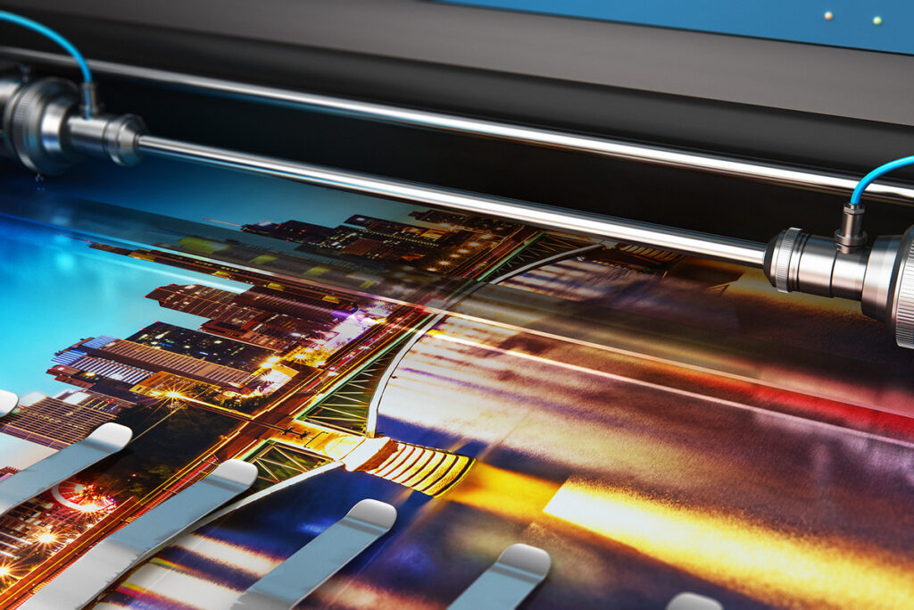 Why Large Format Printing Is Crucial For Your Business