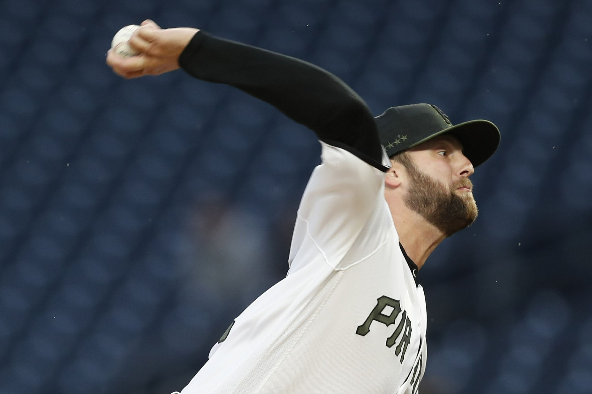 Jordan Lyles spins another gem, makes fans a believer