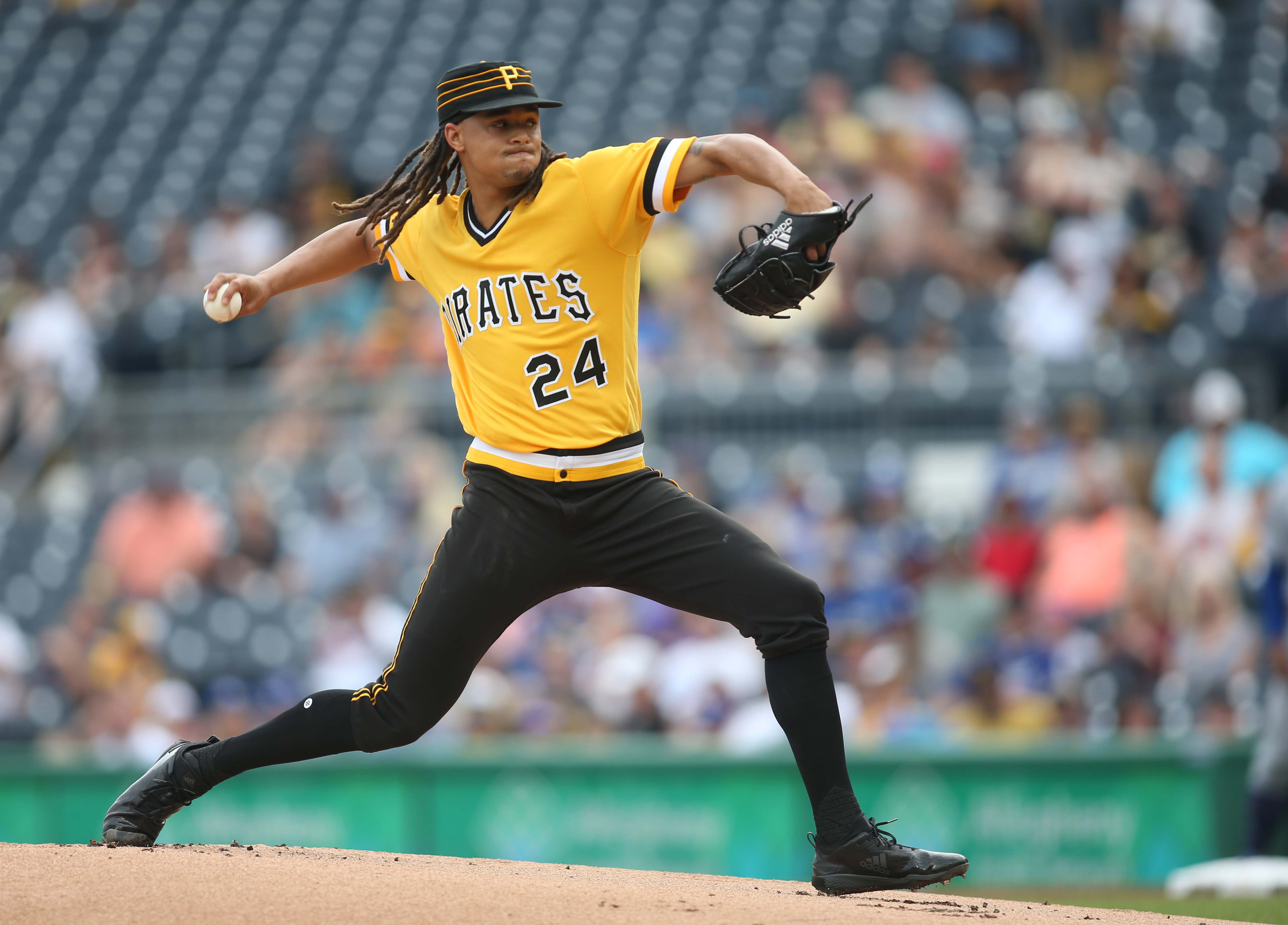 Pittsburgh Pirates aren't getting the Chris Archer they hoped for
