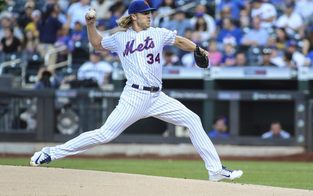 The Top Destinations for Noah Syndergaard