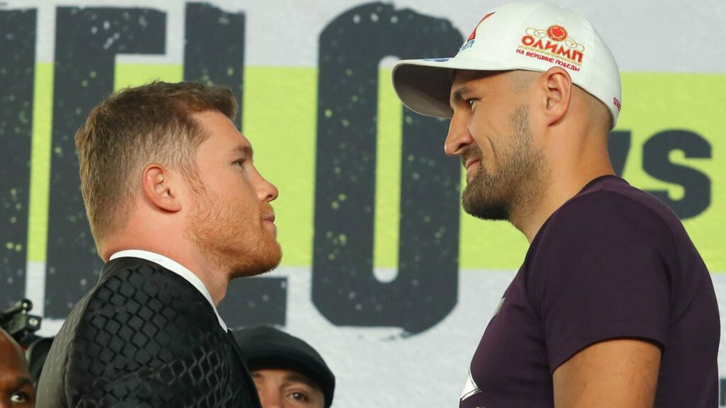 Canelo vs Kovalev 2 Boxing