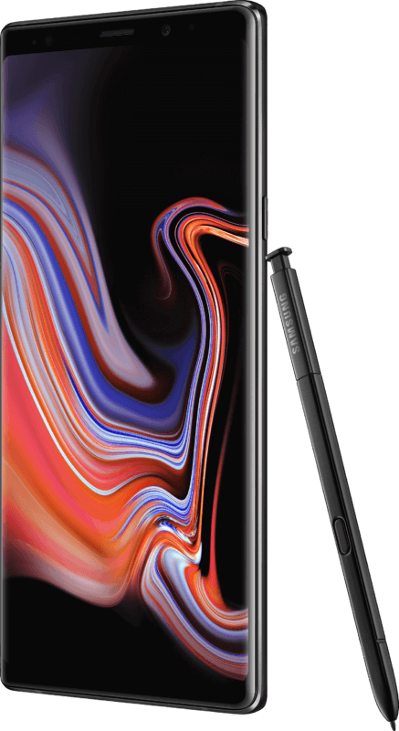 Galaxy Note9 with Stylus