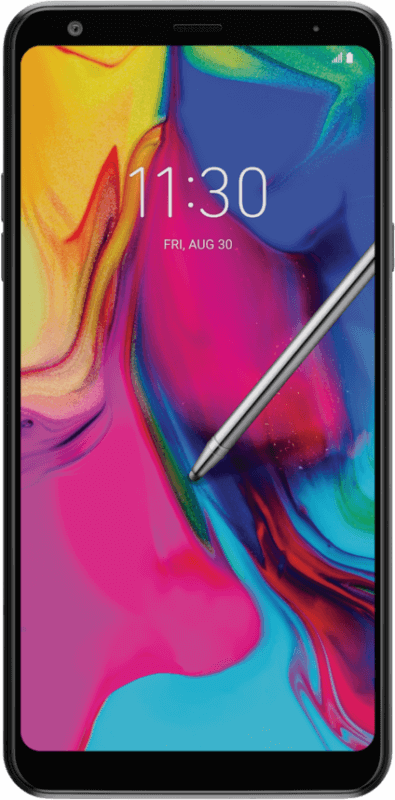 LG Stylo 5 (front)