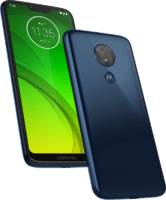 thumbnail of Moto G7 Power (front and back)