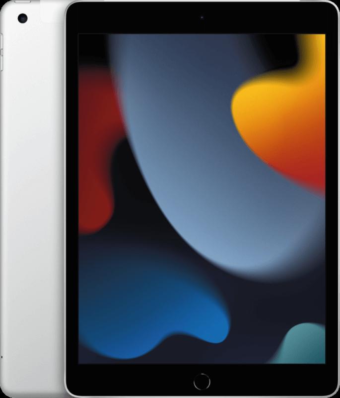 iPad silver