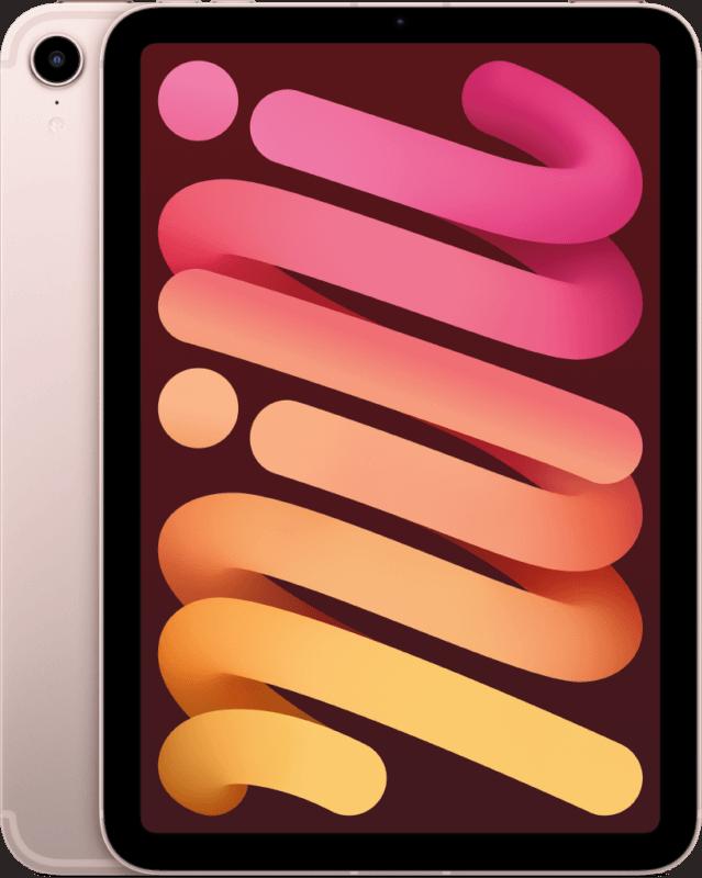 iPad mini pink