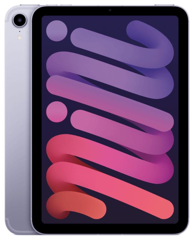 iPad mini purple