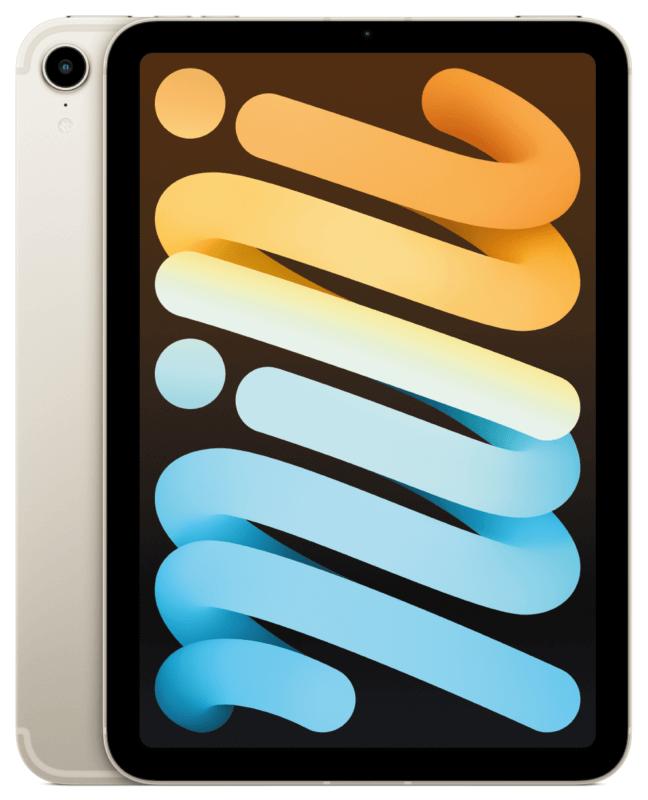 iPad mini starlight