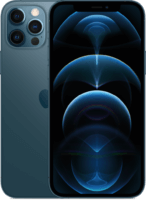 thumbnail of iPhone 12 Pro Pacific Blue 2-Up