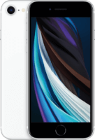 thumbnail of iPhone SE white front