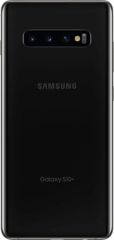 Samsung Galaxy S10+ (back)