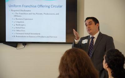 Franchising & Licensing Demystified: Ser & Associates Hosts Entrepreneurship Workshop For Small Businesses in Doral