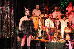 Vault Cabaret - sept 2014