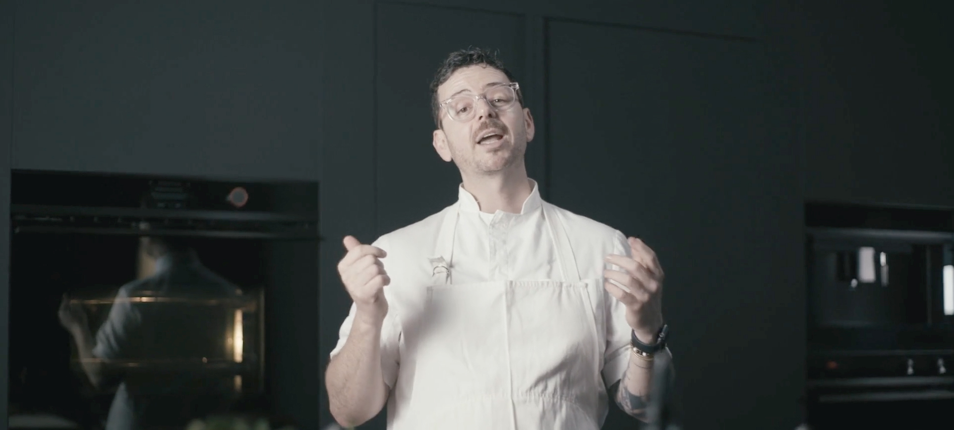 Fisher & Paykel: <br>Cooking with Jordan Toft
