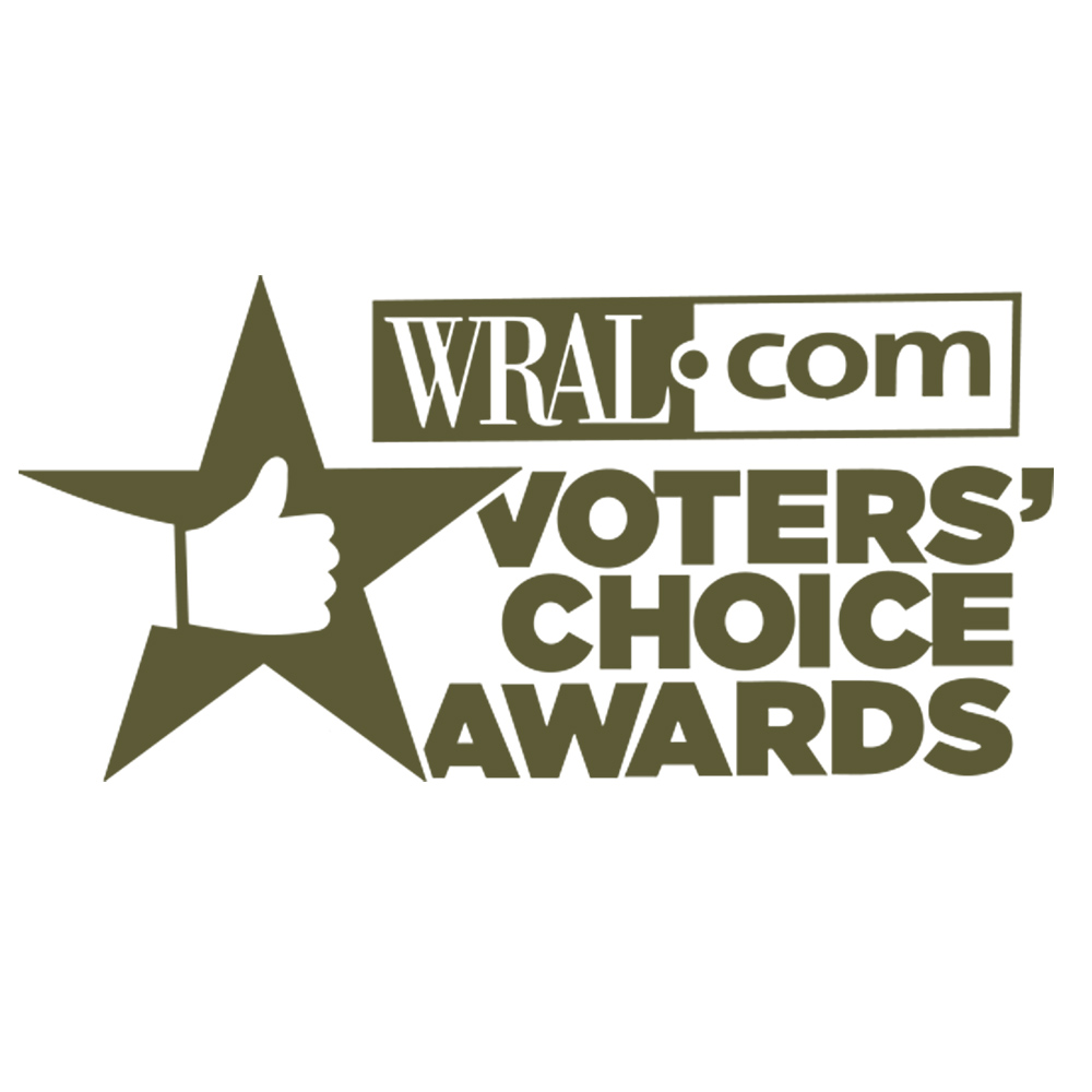 Finalist WRAL Voters Choice for Best House Cleaners in Raleigh, Wake Forest, Garner, Morrisville, & Cary