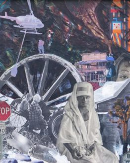 New works by Vanessa Compton
