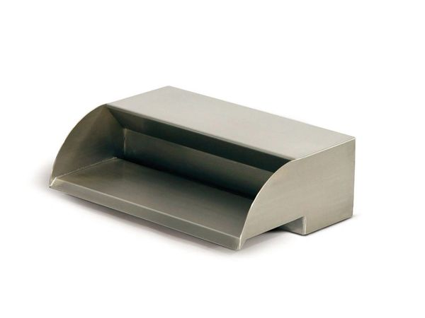 """12"""" Stainless Steel Scupper"""