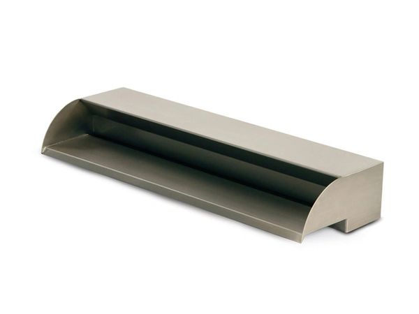 """24"""" Stainless Steel Scupper"""