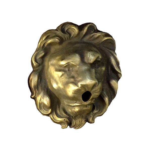 Royal Lion Wall Fountain Mask
