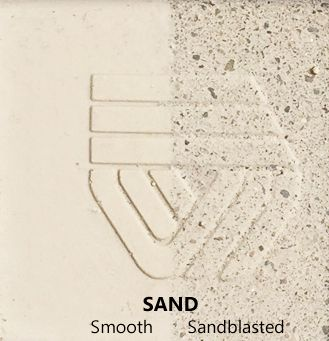 Sand color for pool water bowls