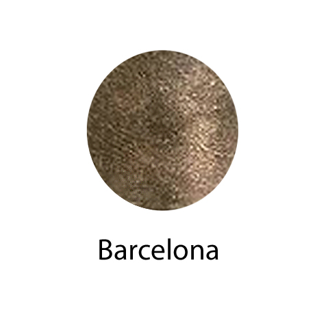 barcelona metal finish