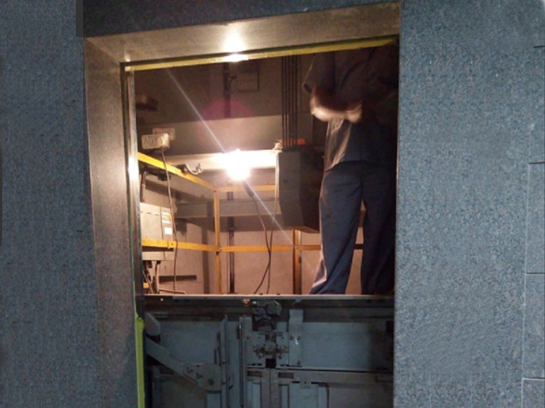 Maintenance of Traction Elevator