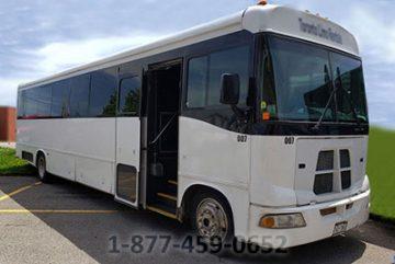Toronto Party Bus 34