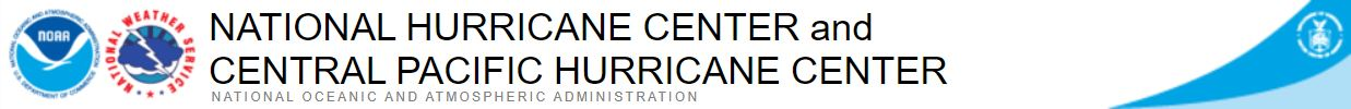 Click to view National Hurricane Center resources.
