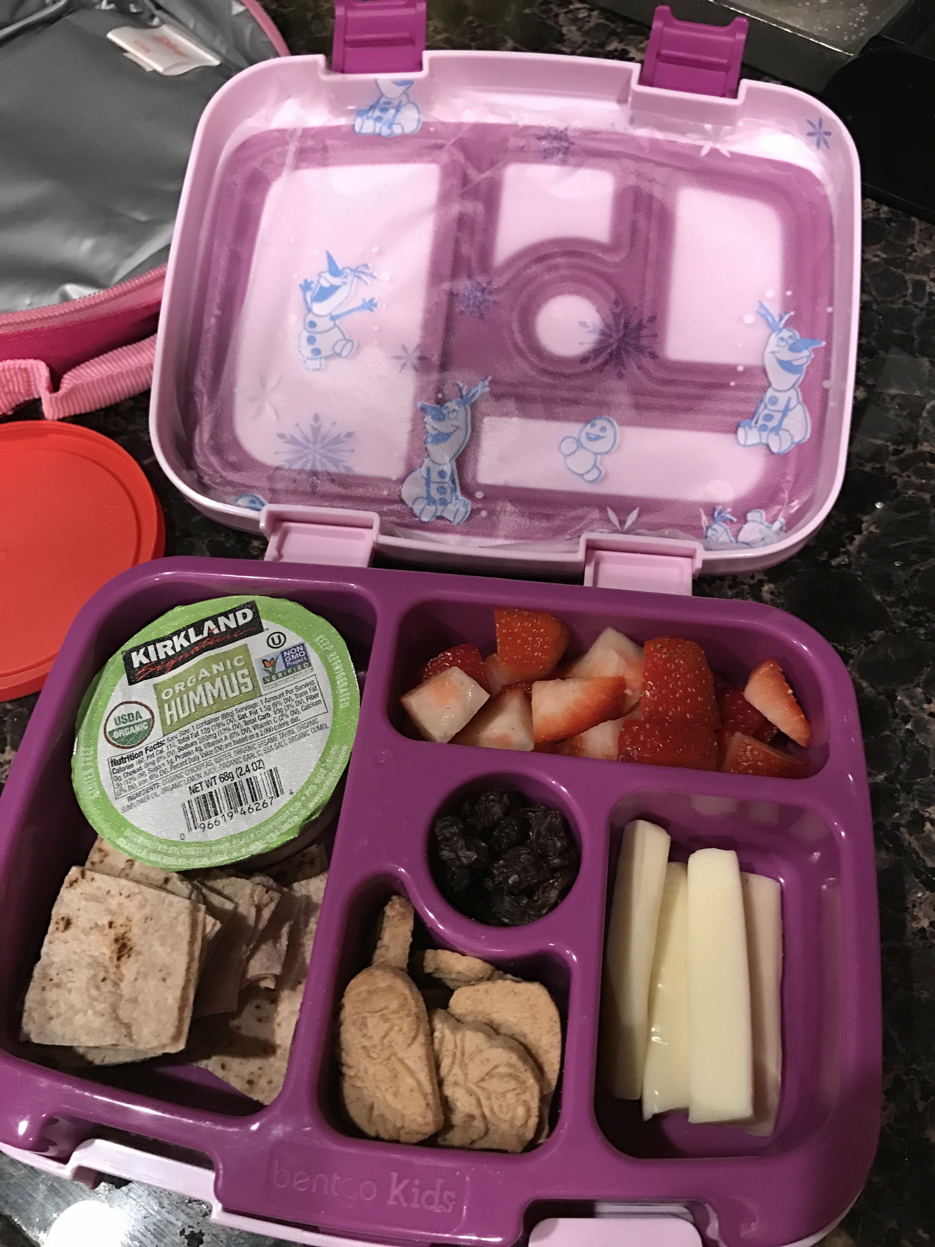 My favorite Bent(g)o Box for Packing Lunches