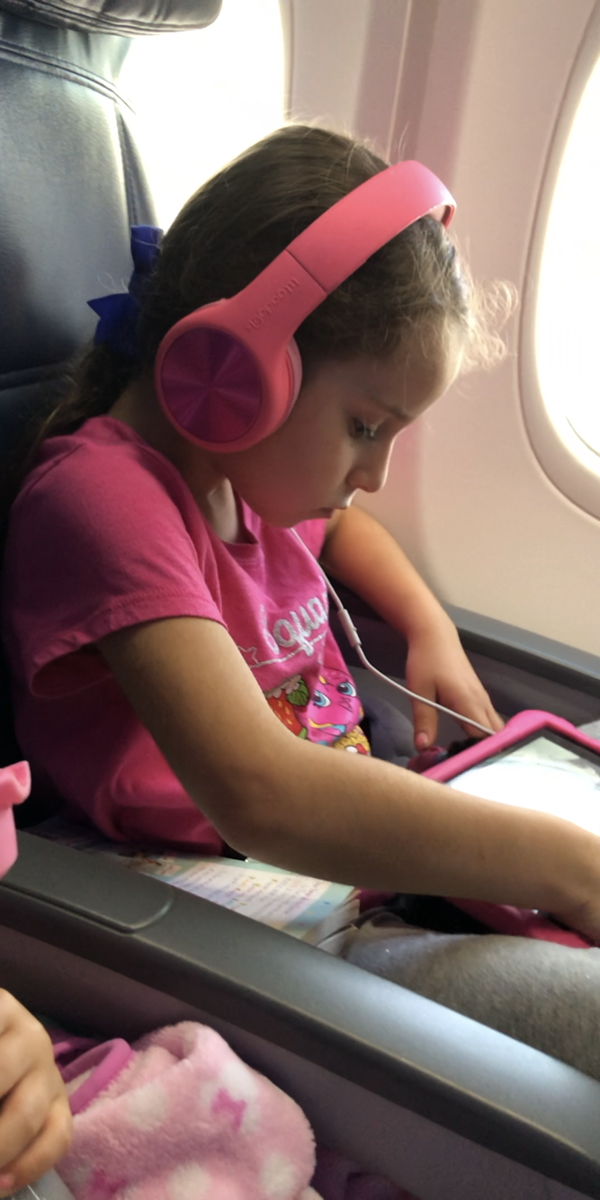 Amazon Freetime Unlimited (Totally Necessary for Kid Travel!)
