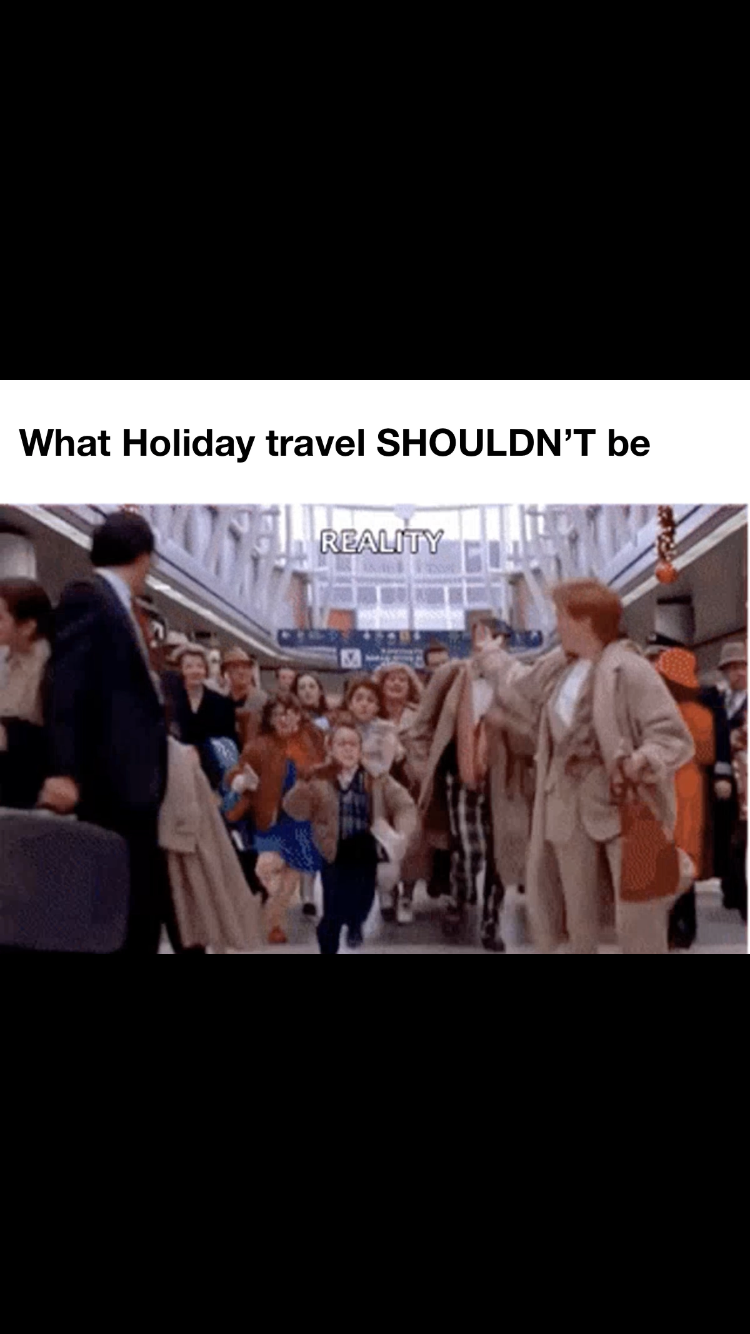 5 Tips for Stress-less Holiday Travel