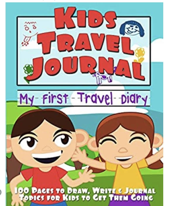 Travel Journals for Kids (and Adults!)