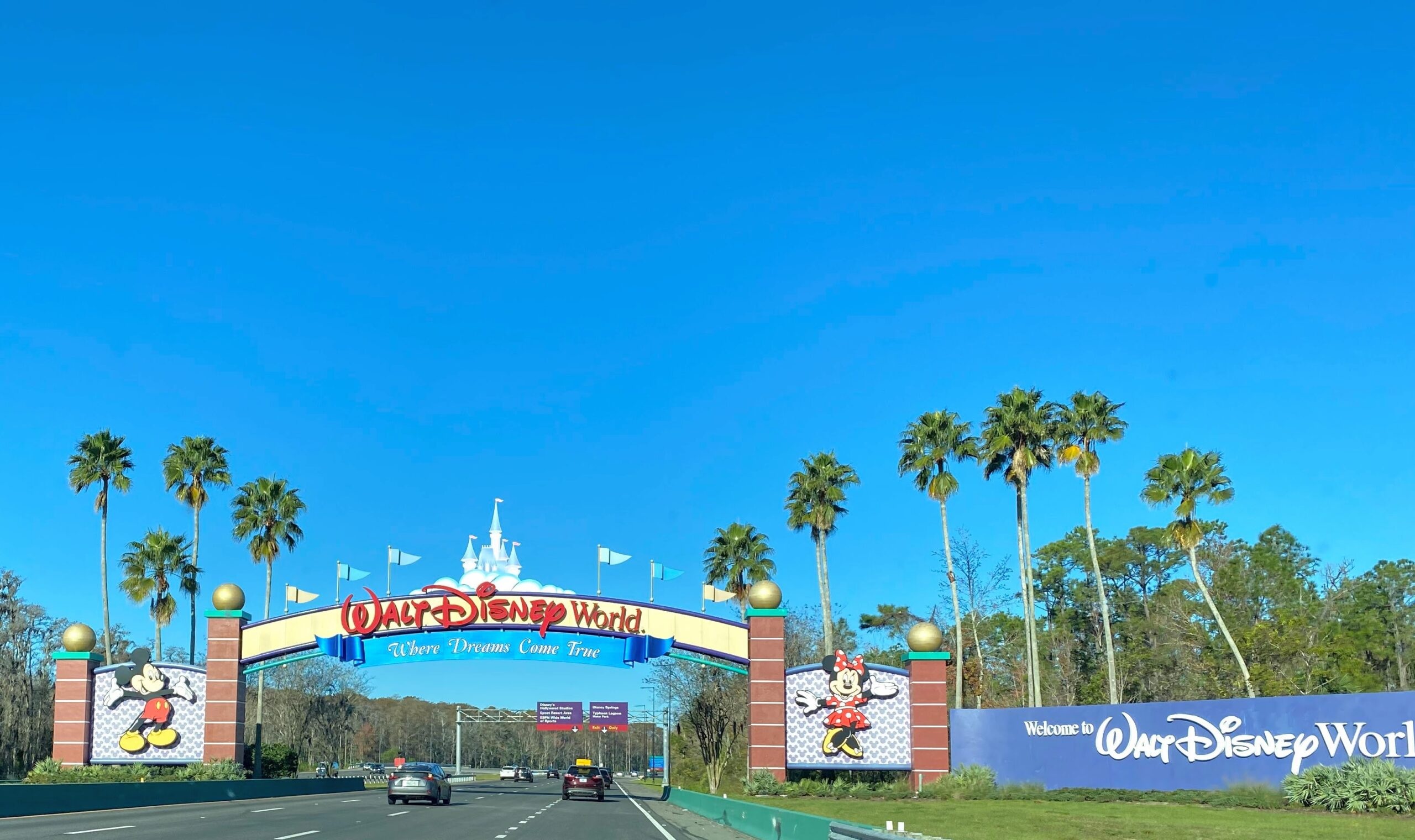 How to Find Your Way Around Walt Disney World