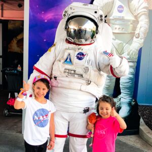 Virtual Kennedy Space Center Camp