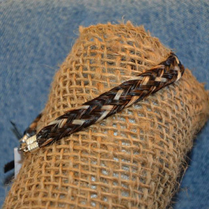Horse Jewelry - Tri-Color Bracelet