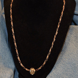 """Horse Jewelry - 21"""" Necklace"""