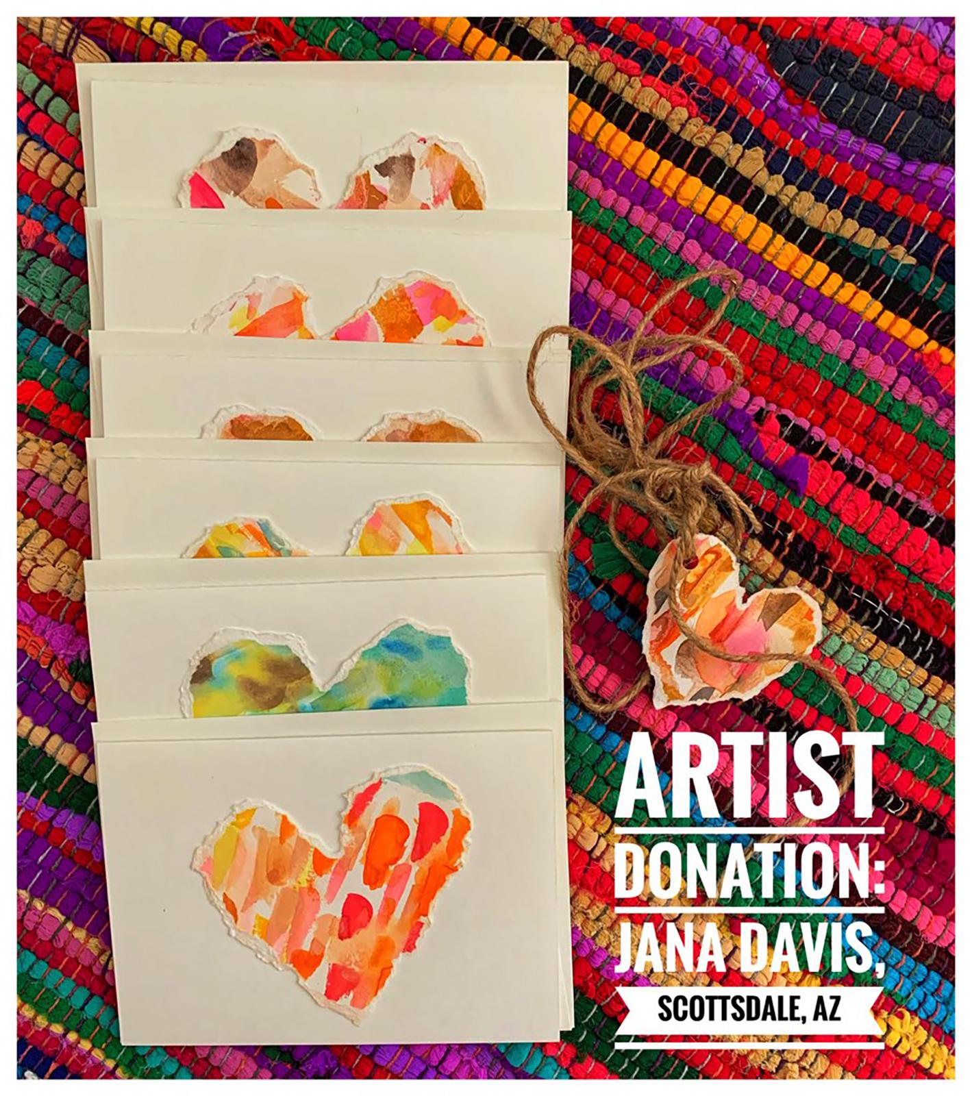 Artist Jana Davis - Drawing