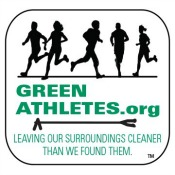 ACCUSPLIT Make A Difference Programs - Green Athletes logo
