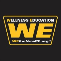 WE the New PE Program Logo