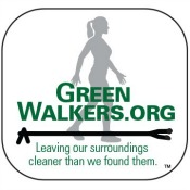 Green Walkers Logo