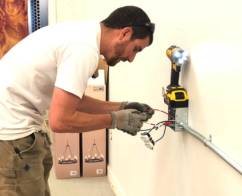 commercial or residential electrical services