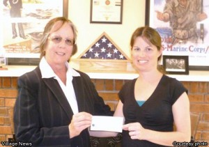 03-01-12-health-VFW Ladies assist with military baby shower-cp