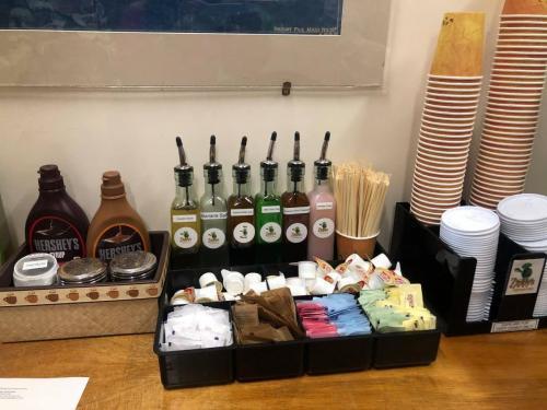Zippy's Coffee Station
