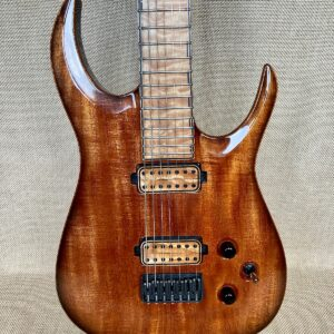 Pyramid Guitars Co. KxK 7 String